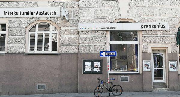 Grenzenlos Büro, Wien