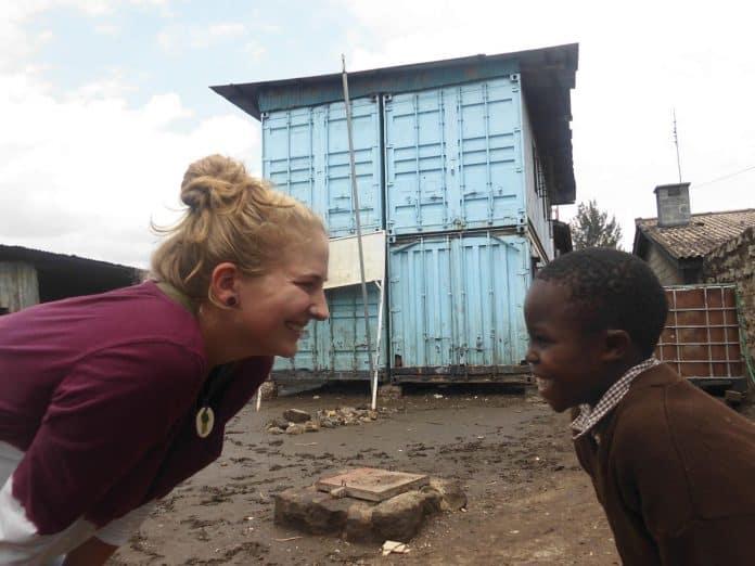 Valerie Draxler, Kenia