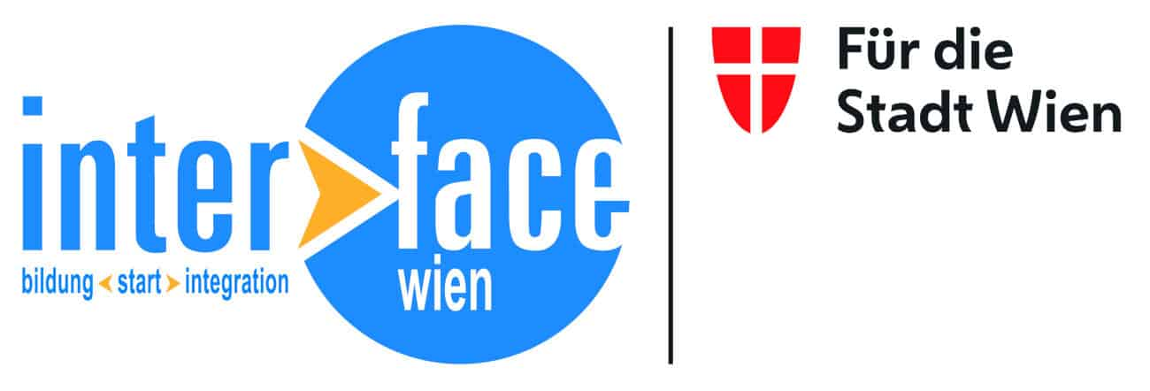 Interface Wien Logo, Stadt Wien Logo