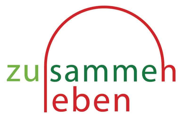 Zusammen Leben Logo